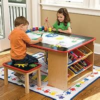 childrens art desk kids art desk love it ella s playroom ideas