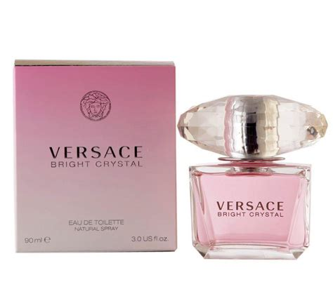 Dontella Appears For New Versace Fragrance by Versace Bright Perfume 3 0 Oz Edt Spray For