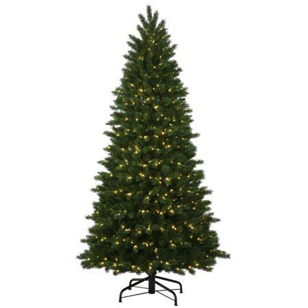 instant shape christmas trees 7 5 pre lit oregon fir instant shape medium artificial tree warm white led lights