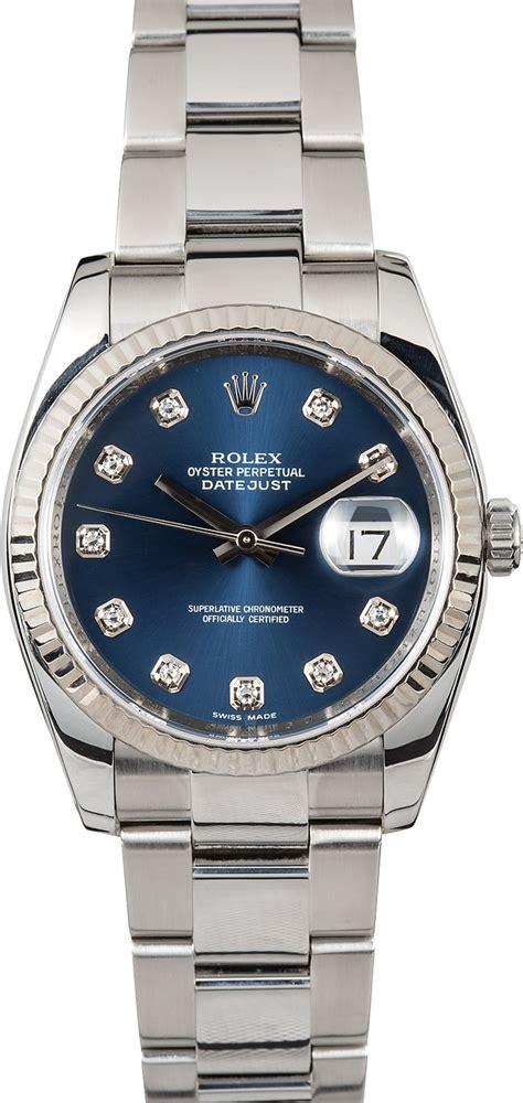 Rolex Steel Datejust rolex datejust steel 116234