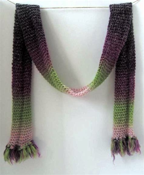 circle loom knitting scarf circle loom scarf 1 things i actually made