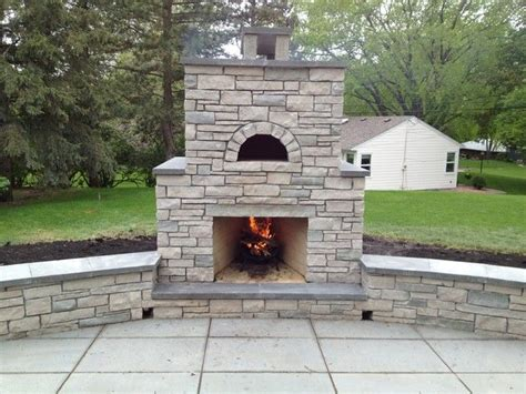 best 25 pizza oven fireplace ideas only on