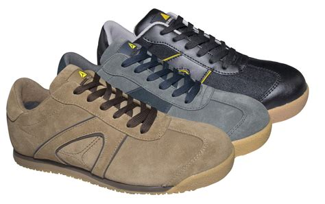 Azcost Delta Safety Leather Suede delta plus mens workwear safety suede trainer d spirit