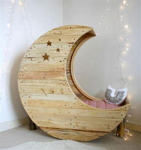 culla di legno fai da te con bobine di legno 30 idee per il riciclo