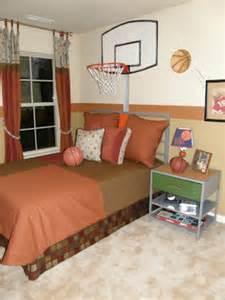 Sports Themed Bedroom Decor Boys Rooms Traditional Kids Atlanta By Anita Roll