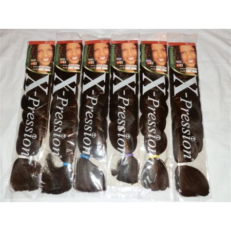 how many packs of xpression 100 kanekalon braiding hair would i need for senegalese twist x pression kanekalon ultra braid hair extension