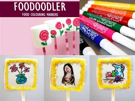 food doodle markers foodoodler food colouring markers sales we