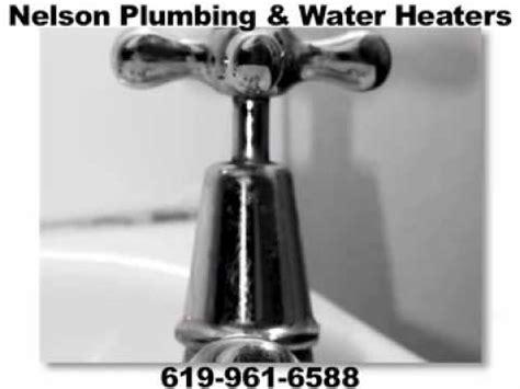 Nelson Plumbing by Nelson Plumbing Water Heaters El Cajon Ca