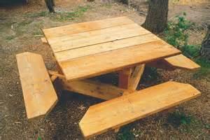 construire une table de jardin