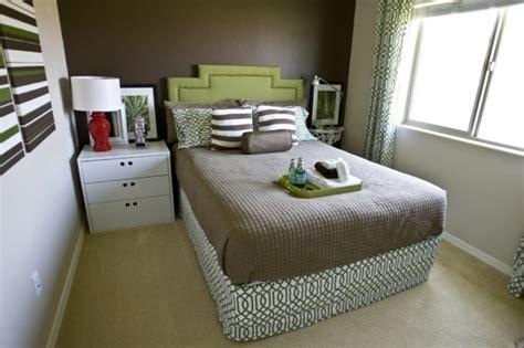 Machen Sie Ein Kleines Schlafzimmer Größer Aussehen by 7 Hinweise Wie Das Kleine Schlafzimmer Gr 246 223 Er Aussehen Kann