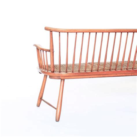 shaker style benches shaker style bench designed by arno lambrecht at 1stdibs