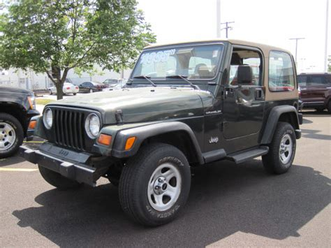 Used Jeeps For Sale In Used Jeep Wrangler For Sale Chicago Il Cargurus