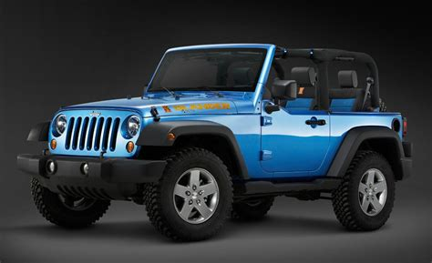 Jeep Wrangler Car Car And Driver