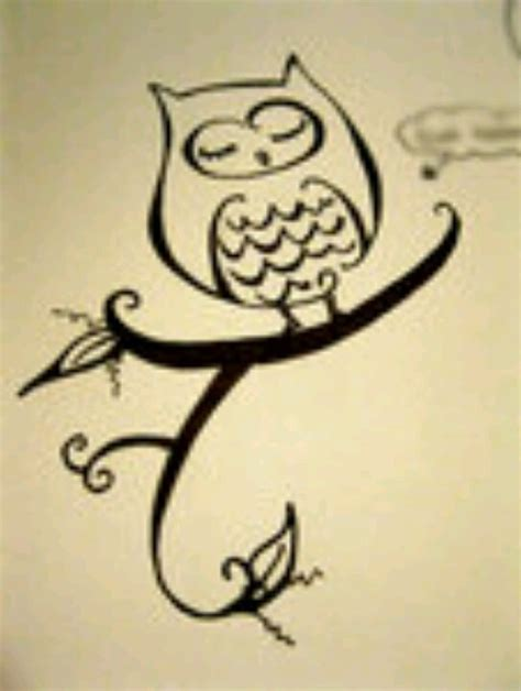 simple owl tattoo design bright ideas avondale