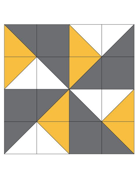 Pinwheel Quilt Block by Quilt Block Of The Month The Pinwheel Quilt Block
