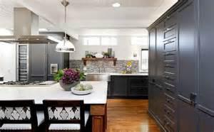 Minimalist modern kitchen design trend 2016 2017 with elegant island