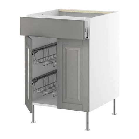 akurum base cab w wire basket drawer door white 196 del off white 15 quot ikea 17 best images about design ikea on pinterest cabinets