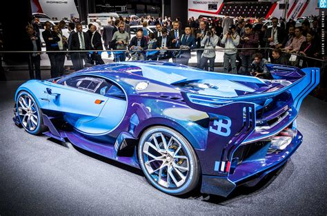 car bugatti 2016 2016 bugatti vision gran turismo concept car photo image