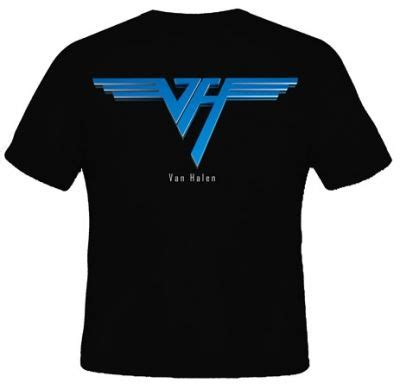 Kaos Halen Logo kaos logo biru halen kaos premium