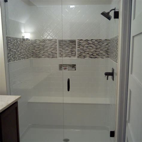 glass enclosed showers homeofficedecoration custom glass enclosed showers