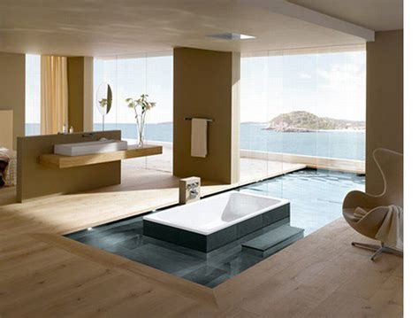 25 modern luxury bathrooms designs - Luxury Spa Bathroom Designs