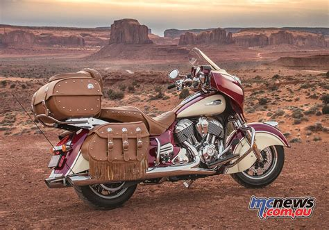 Indian Roadmaster Classic   Here in April   $38,995