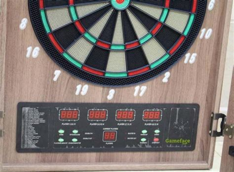dart board cabinet only the electronic dart board cabinet for the home home