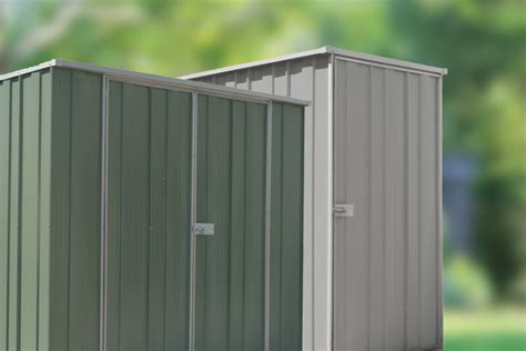 Slimline Shed by 3 New Slimline Storage Sheds For A Limited Time