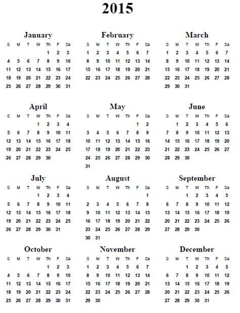 european 2014 2015 2016 2017 year calendars vector image