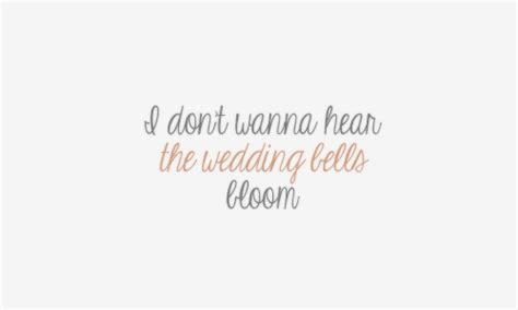 Wedding Bells Jonas Brothers by Jonas Brothers Lyrics
