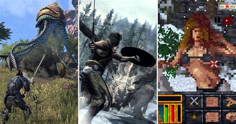 best elder scrolls ranking all the elder scrolls from worst to best