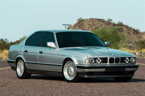 bmw 535i 1990 for sale no reserve 1990 bmw 535i 5 speed for sale on bat auctions