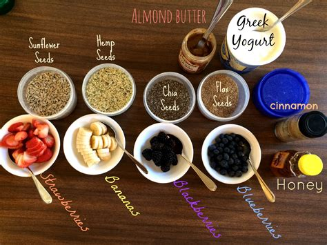 oatmeal toppings bar the ultimate healthy breakfast strong like my coffee