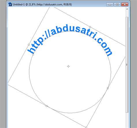 cara membuat logo teks di photoshop cara membuat teks melingkar di photoshop danish f