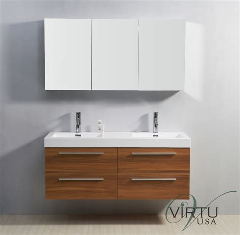 54 Inch Vanity Sink by 54 Inch Sink Bathroom Vanity With Soft Closing