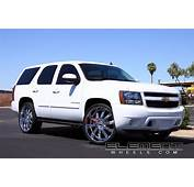Chevy Tahoe Wheels And Tires 18 19 20 22 24 Inch