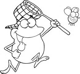 cute frog coloring pages cooloring