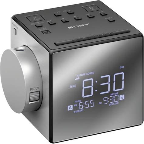 Ceiling Projection Alarm Clock by Sony Icf C1pj Alarm Clock Radio With Time Projection