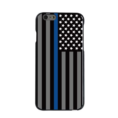 Casing Iphone 5 5s Iphone Iphone 6 6s custom cover for iphone 5 5s 6 6s plus thin blue line enforcement ebay