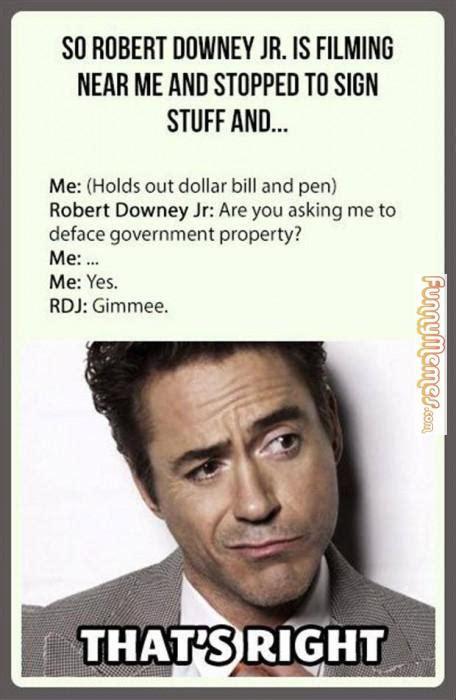 Robert Downey Jr Meme - near memes image memes at relatably com