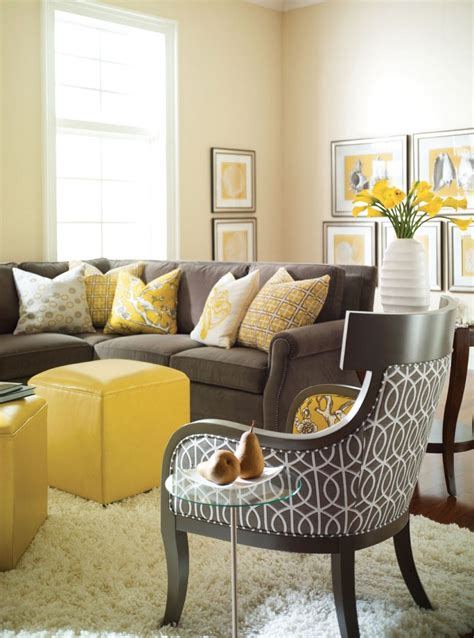 Yellow And Gray Rooms Grey Room Yellow And Grey Living Room Ideas