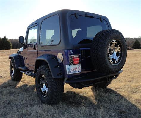 Jeep Tj Custom Custom Jeep Tj