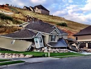 homes for salt lake city utah mudslide destroys home in salt lake city nbc news