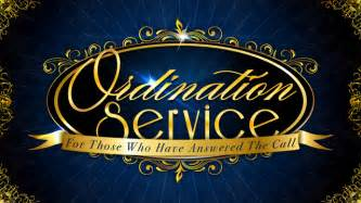 ordination service for deacon leon harris lighthouse
