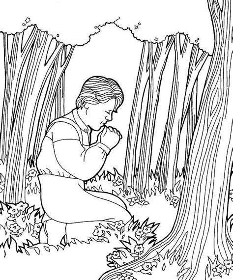 Coloring Page Joseph Smith Vision by 59 Best Coloring Pages Images On Coloring
