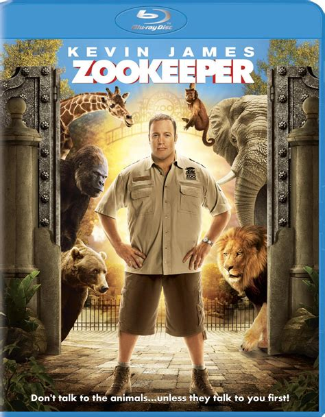 blu ray film zookeeper dvd release date october 11 2011