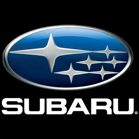 subaru logos fuji heavy changes name to subaru b car auto parts