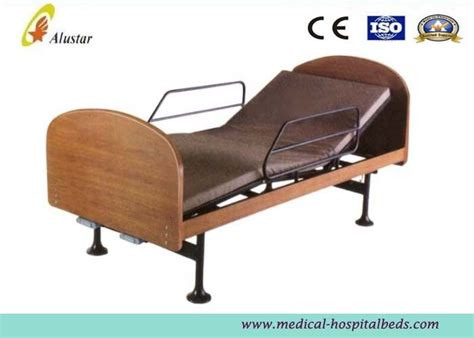 medical beds for home use wooden 2 function manual medical hospital beds for home use by steel construction als