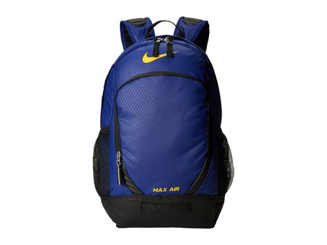 Max Backpack Blue nike team max air large backpack in blue lyst