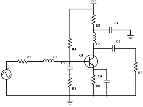 transistor lifier impedance impedance matching in transistor lifier